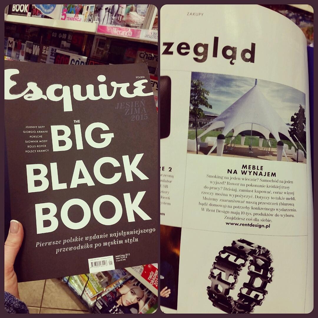 Esquire znowu pisze o NAS !