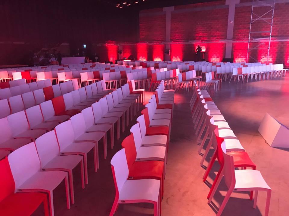 wypożyczalnia krzeseł na event