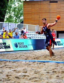 POLISH BEACH HANDBALL TOUR – RUCH and Rent Design