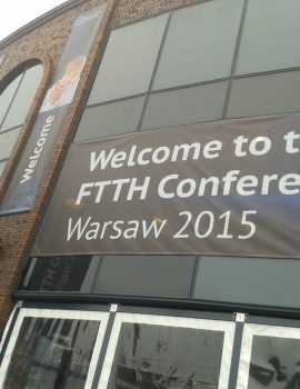 FTTH CONFERENCE IN EXPO