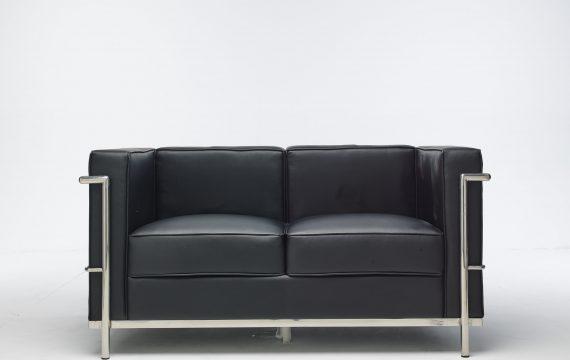 SOFA LEO BLACK 2