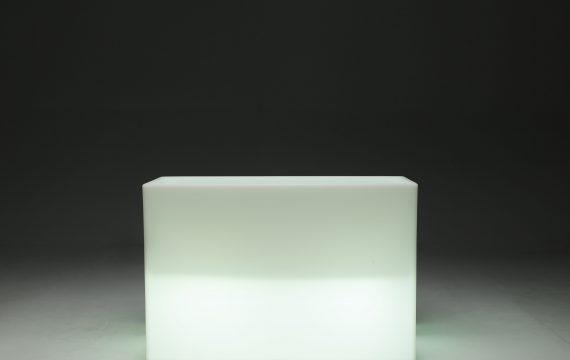 Podświetlana donica CADO