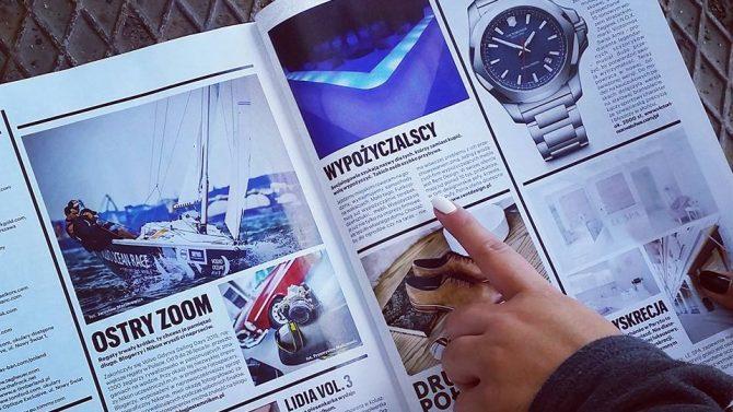 Znaleźliśmy się w magazynie Esquire