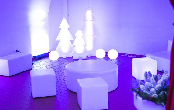 Lampa TREE L