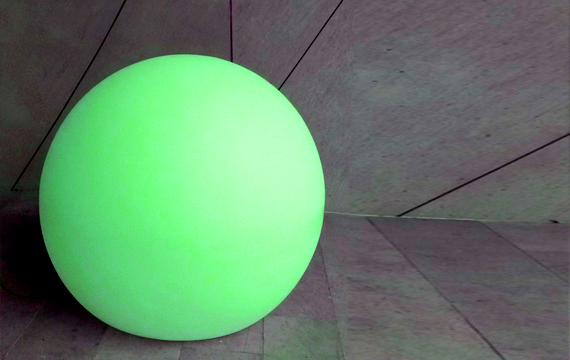 LAMPA BALL 120