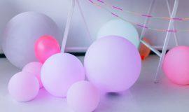Oświetlenie imprezowe LED - wynajem
