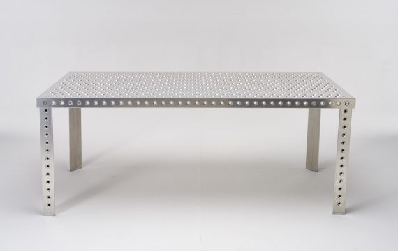3+table L  by  Zięta Silver